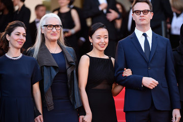 """Do-Yeon Jeon Nicolas Winding Refn Closing Ceremony & """"A Fistful Of Dollars"""" Screening - The 67th Annual Cannes Film Festival"""