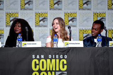 Yetide Badaki 2019 Comic-Con International - TV Guide Magazine Fan Favorites 2019