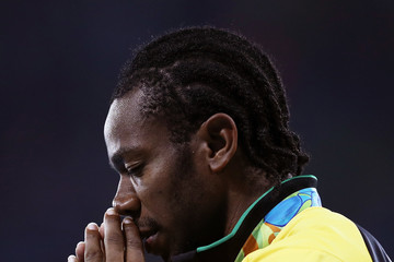 Yohan Blake Athletics - Olympics: Day 15