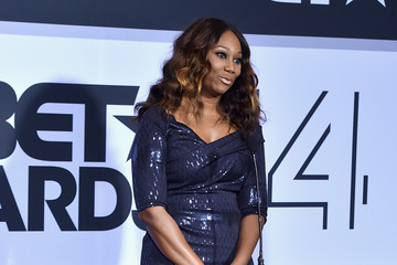 Yolanda Adams BET AWARDS '14 - Winners Room