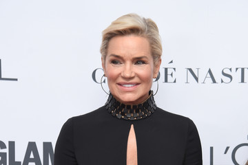 Yolanda Foster Glamour Celebrates 2017 Women of the Year Awards - Arrivals