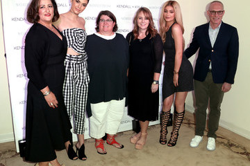Yolanda Love Kendall and Kylie Jenner Celebrate Kendall + Kylie Collection at Nordstrom Private Luncheon