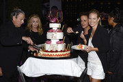 Christian Leblanc, Sharon Case and  Melody Thomas Scott attend 'The Young and the Restless' party marking the 40th anniversary of the TV series, at Monte-Carlo Bay Resort Hotel on June 10, 2013 in Monte-Carlo, Monaco.