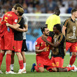 Youri Tielemans Belgium vs. Japan: Round Of 16 - 2018 FIFA World Cup Russia