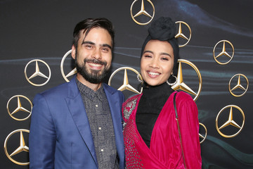 Yuna Mercedes-Benz USA Official Awards Viewing Party At Four Seasons In Beverly Hills