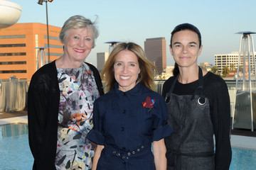 Yvon Ros Caroline Styne Caruso's 8500 and James Beard Foundation Host a Special Evening Honoring Caroline Styne, Recipient of the Outstanding Restaurateur of the Year Award