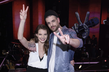 Yvonne Catterfeld 'The Voice of Germany' Semi Finals