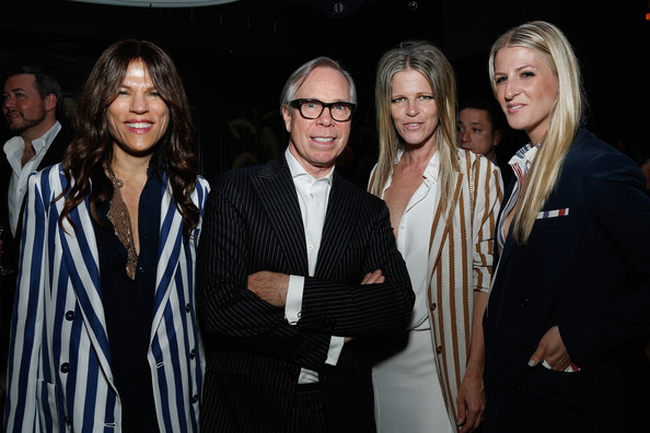 Tommy Hilfiger Celebrates a New Launch in NYC