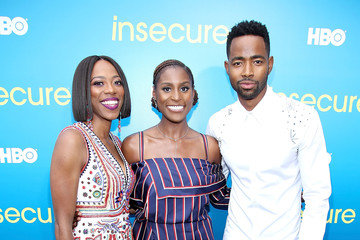 Yvonne Orji HBO Celebrates New Season of 'Insecure' With Block Party in Inglewood