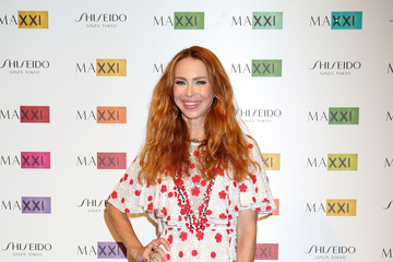 Yvonne Scio MAXXI Acquisition Gala Dinner 2016 - Photocall