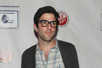 Zach Quinto ZYNC from American Express Presents The National to Benefit Red Hot - Party