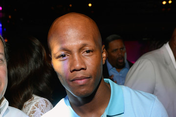 Zab Judah Coach Woodson Las Vegas Invitational Red Carpet and Pairings Party