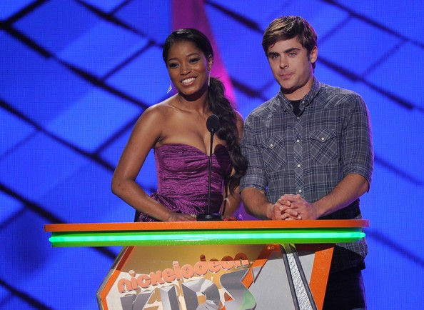Did keke palmer dating zac efron