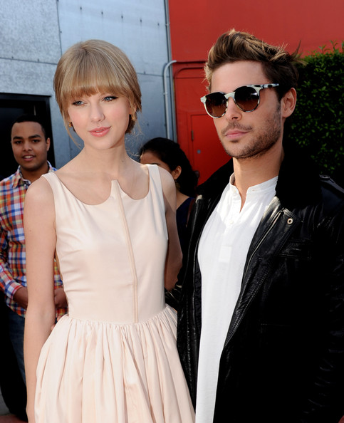 Is taylor swift and zac efron dating