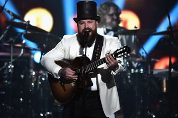 Zac Brown 60th Annual GRAMMY Awards - MusiCares Person Of The Year Honoring Fleetwood Mac - Show