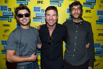 Zac Efron Dennis Quaid Arrivals at 'At Any Price' Premiere