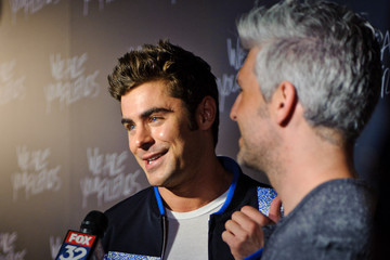 Zac Efron Guests Attend the 'We Are Your Friends' Chicago Premiere