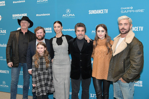 2019 Sundance Film Festival - 'Extremely Wicked, Shockingly Evil And Vile' Premiere