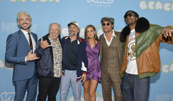 Los Angeles Premiere Of Neon And Vice Studio's 'The Beach Bum' - Arrivals