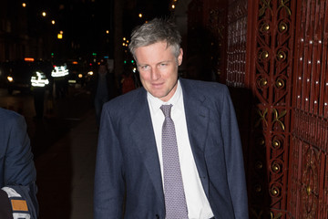 Zac Goldsmith Guests Attend Tthee Conservative Party's Fundraising Black and White Ball
