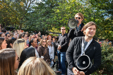 Zac Hanson Hanson's Take the Walk Campaign - New York, NY