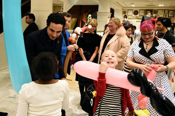 Zac Posen Brooks Brothers Celebrates the Holidays with St. Jude Children's Research Hospital