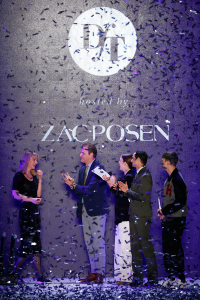 'Designer for Tomorrow' hosted by Zac Posen Award Show - Mercedes-Benz Fashion Week Berlin Spring/Summer 2016