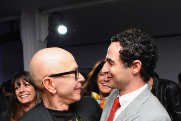 Zac Posen MAC Cosmetics And Miles Aldridge Celebrate NYC Rizzoli Book Launch - Miles Of MAC