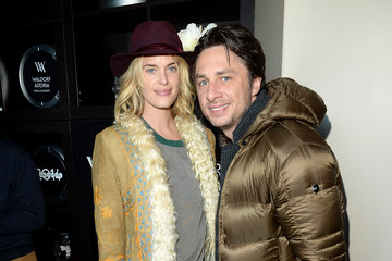 Zach Braff Waldorf Astoria Hotels & Resorts and Harvey Weinstein Host Football Viewing Party - Park City 2014
