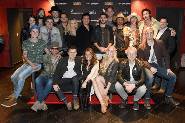 Big Machine Label Group ACM Weekend Outnumber Hunger Launch Event