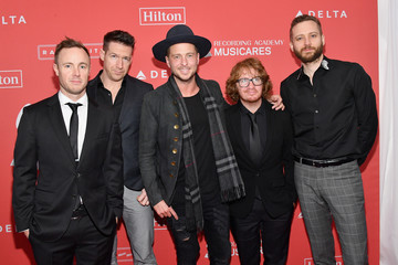 Zach Filkins Eddie Fisher 2018 MusiCares Person of the Year Honoring Fleetwood Mac - Arrivals