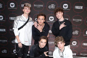 Zach Herron 2019 Getty Entertainment - Social Ready Content