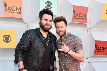 Zach Swon 51st Academy of Country Music Awards - Arrivals