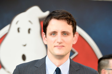 Zach Woods Premiere of Sony Pictures' 'Ghostbusters' - Arrivals