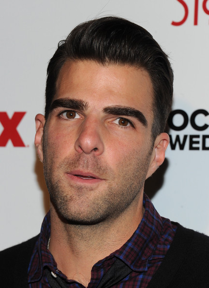 Zachary Quinto arrives at the premiere of FX s  quot American Horror Story    Zachary Quinto American Horror Story
