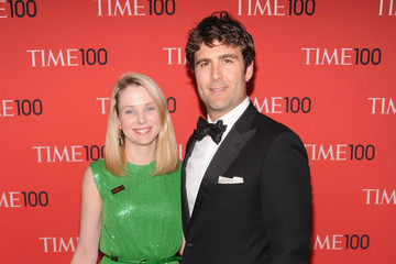 Zachary Bogue Arrivals at the Time 100 Gala