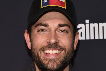 Zachary Levi Entertainment Weekly and PEOPLE Upfronts Party at Second Floor in NYC Presented By Netflix and Terra Chips - Arrivals
