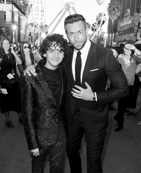 Zachary Levi and Jack Dylan Grazer Photos - 1 of 23