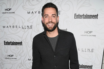 Zachary Levi Entertainment Weekly Celebrates the SAG Award Nominees at Chateau MarmontSsponsored by Maybelline New York - Arrivals