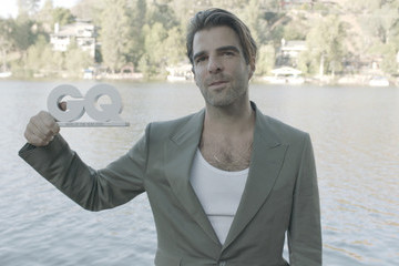 Zachary Quinto Entertainment  Pictures of the Month - October 2020