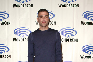 Zachary Quinto WonderCon 2019 - Day 2