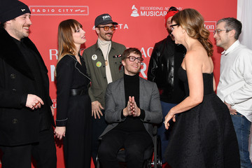 Zachary Scott Carothers 2018 MusiCares Person of the Year Honoring Fleetwood Mac - Arrivals