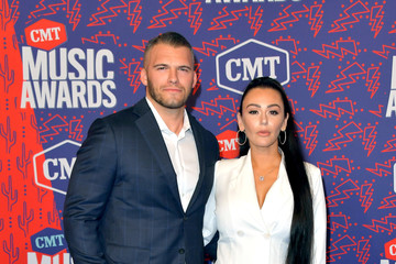 Zack Clayton Carpinello 2019 CMT Music Awards - Arrivals