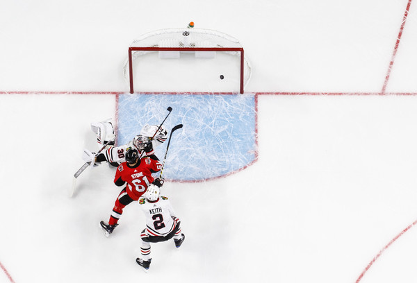 Chicago Blackhawks vs. Ottawa Senators