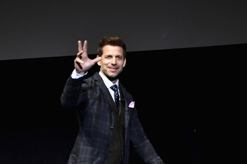 Zack Snyder CinemaCon 2017 - Warner Bros. Pictures Invites You to 'The Big Picture'