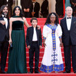 Zain Alrafeea 'My Profession Is Not Black' Photocall - The 71st Annual Cannes Film Festival