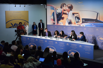 Zain Alrafeea 'Capharnaum' Press Conference - The 71st Annual Cannes Film Festival