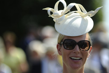 Zara Phillips Goodwood Races