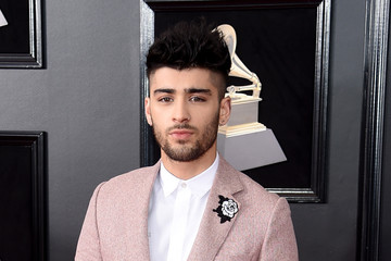 Zayn Malik 60th Annual GRAMMY Awards - Arrivals