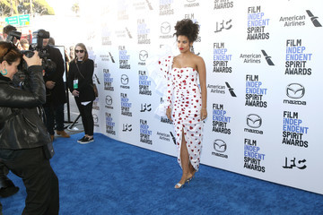 Zazie Beetz 2020 Film Independent Spirit Awards  - Arrivals